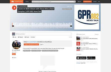 RADIO   Louise On Belle Gibson with Steve Mills & Basil Zemplias: 6PR 882 NewsTalk