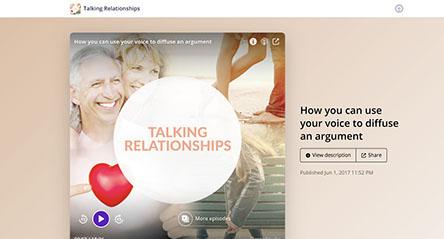 Louise Mahler joins Melissa Ferrari and Jonathon Coleman on Talking Relationships