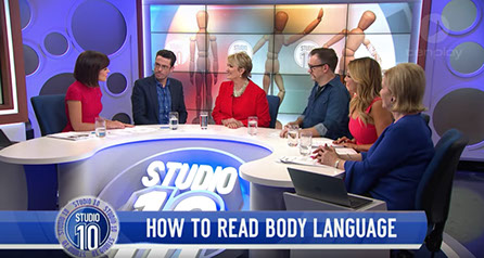 Studio 10: How to Read Body Language