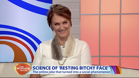 The Morning Show: Resting Bitchy Face