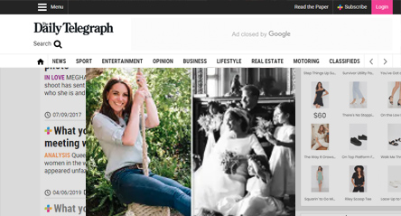 The Daily Telegraph: What you missed in Kate and Meghan's new photos