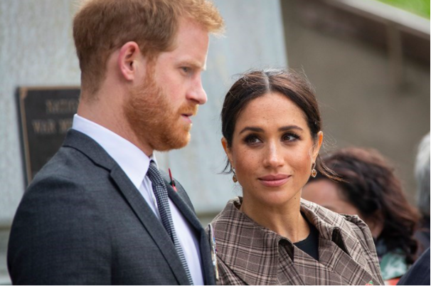 Shock claim: Harry and Meghan are 'struggling'