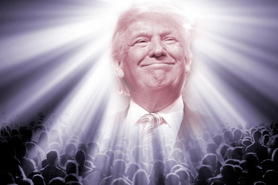 Trump's Cult Appeal