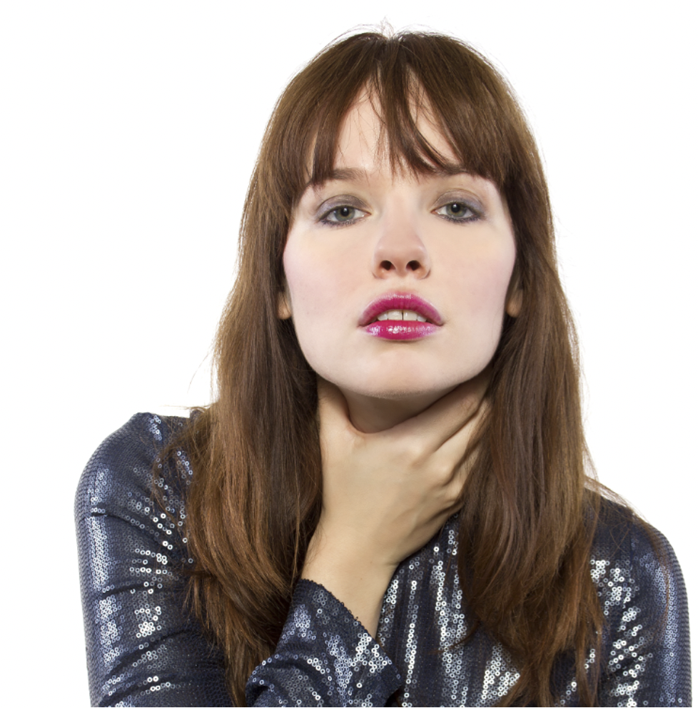 Vocal Stress: Modulate Your Voice To Change Your Life